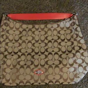 COACH bag. Excellent condition.